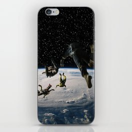 Forget oxygen iPhone Skin