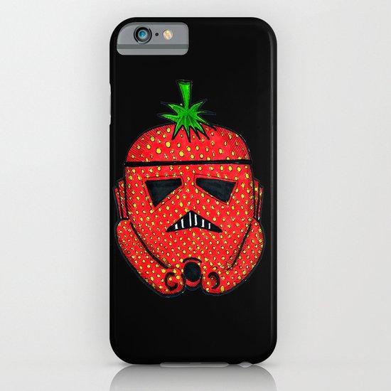 Strawberry Stormptrooper iPhone & iPod Case