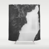 norway Shower Curtains featuring Norway - Knights by Andrej Stern