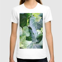 Green Leaves of Ivy T-shirt