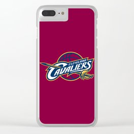 CAVALIERS NBA Clear iPhone Case
