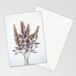 Velvet Grass Stationery Cards
