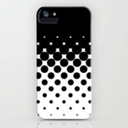 Half Tone iPhone Case
