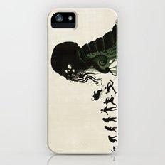 Lovecraftian Darwinism iPhone (5, 5s) Slim Case