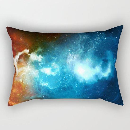 Through the Skies Rectangular Pillow