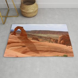 Delicate Arch A Famous Landmark Rug