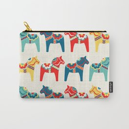Swedish Horses Carry-All Pouch
