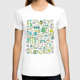 to and fro T-shirt