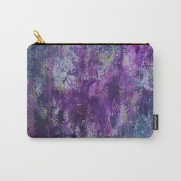 nocturnal bloom Carry-All Pouch