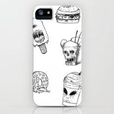 Monster Food Slim Case iPhone (5, 5s)