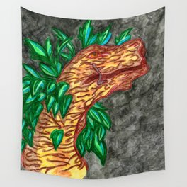 Dragon of the Oak Wall Tapestry