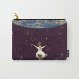 Let It All Go Carry-All Pouch