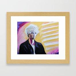 Cameron Framed Art Print