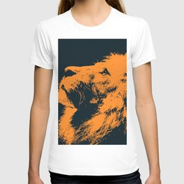 Lion, King of Nature T-shirt