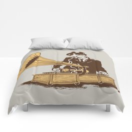 The Future In The Past Comforters