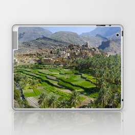 Bilad Sayt Village Oman Laptop & iPad Skin