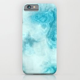 Mist Over Mountains iPhone Case