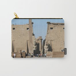 Temple of Luxor, no. 12 Carry-All Pouch