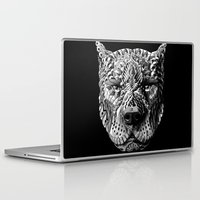 pitbull Laptop & iPad Skins featuring Pitbull by BIOWORKZ