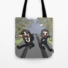 Apocalypse Time Tote Bag