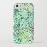 insects iPhone & iPod Cases featuring Insects by David Bushell