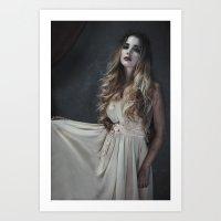 Placebo Portrait Virgin  Art Print