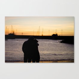 Never let me go Canvas Print