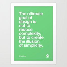 Design Quotes #3 Art Print