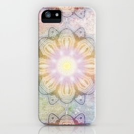 universalis statera iPhone Case