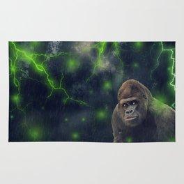 ThunderStorm Gorilla by GEN Z Rug