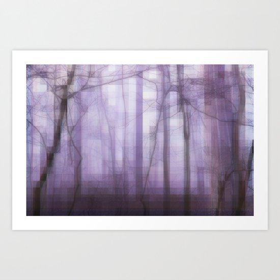 Dark Again Art Print