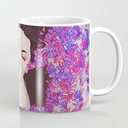 Flower Bath 6 Coffee Mug