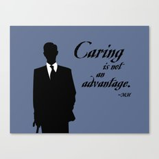 Mycroft's Advantage Canvas Print