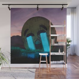 Cry out loud Wall Mural