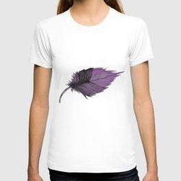 Purple Leaf T-shirt