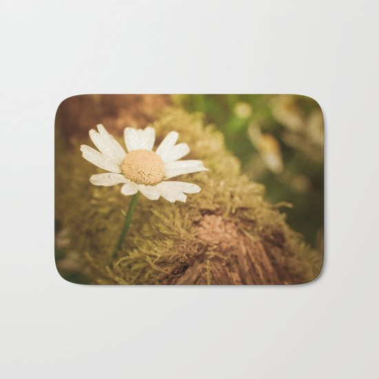 Daisy nature Bath Mat