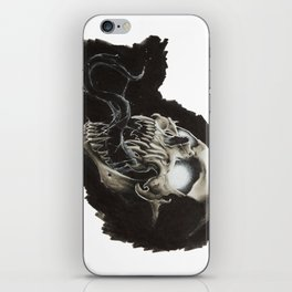 The Haunting iPhone Skin