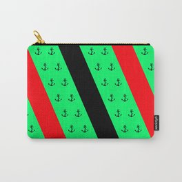 anchor red gren Carry-All Pouch