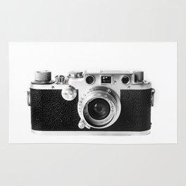 Old Camera Rug