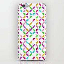 Colour Block iPhone Skin