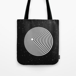 Twilight Zone Tunnel Tote Bag