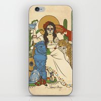 mexico iPhone & iPod Skins featuring Mexico by Anne Kelley