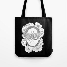 blind by beauty Tote Bag