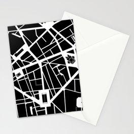 Madeleine-Opera-Vendome. Paris Stationery Cards