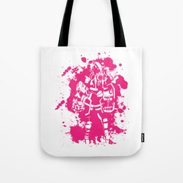 LoL - Vi, The Piltover Enforcer Tote Bag