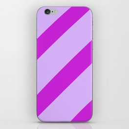 Royal Stripes iPhone Skin