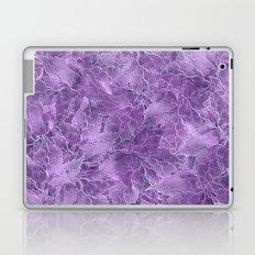 Frozen Leaves 15 Laptop & iPad Skin