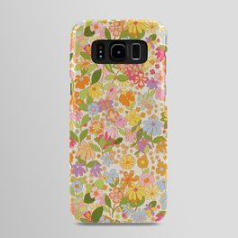 Nostalgia in the garden Android Case
