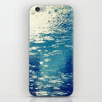 sparkles iPhone & iPod Skins featuring Sparkles by Diana Cretu