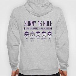 Sunny 16 - 2012 edition Hoody